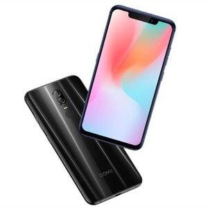Image 4 - GOME U9 6GB RAM 64GB ROM Smartphone 6.18inch Dual SIM Card MTK Helio P23 Voiceprint Fingerprint Face Recognition 16.0MP phone