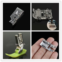 20styles Domestic Sewing Machine Accessories Presser Foot Feet Kit Set Hem Foot Spare Parts For Brother Singer Janome(China)