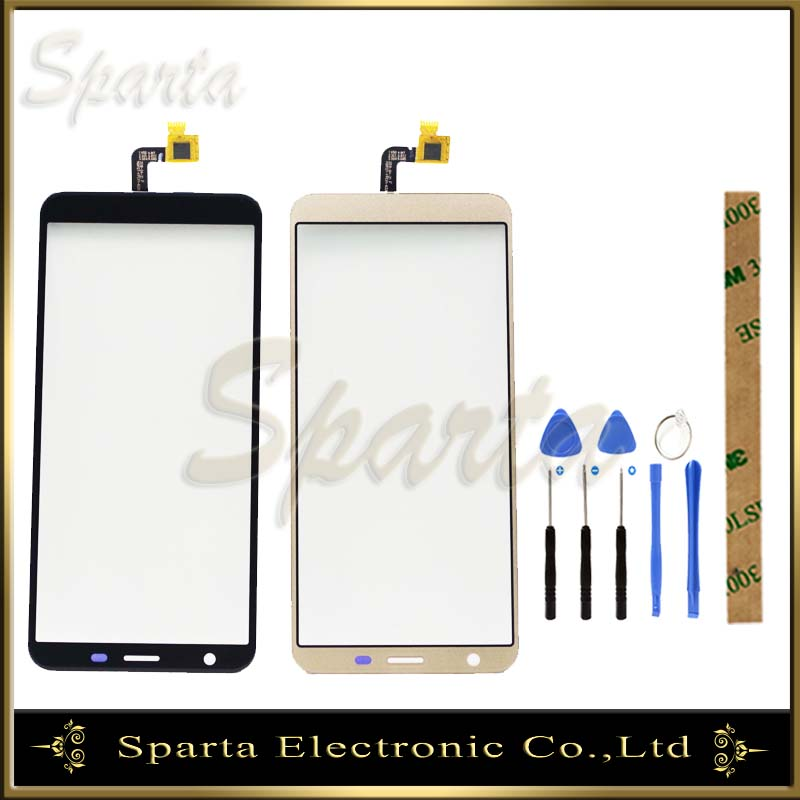 Touch For  Oukitel C11 Pro Touch Screen Digitizer Sensor NO LCD