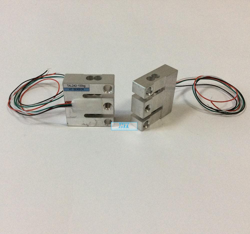 150kg Full Bridge Strain Gaues Low Thin  Weight Sensor TAL242