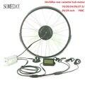Когда-нибудь весь водонепроницаемый кабель легко установить EBIKE 36V 500W задний Кассетный концентратор мотор электрический велосипед конверс...
