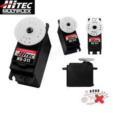 4 шт./лот Hitec HS-311 Стандартный рулевой двигатель Стандартный экономичный Сервопривод
