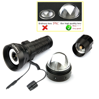 UniqueFire UF Flashlight 1407 XM L2 Ultra Bright LED Lampe Torch Water Resistant 5 Modes For