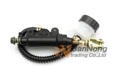 Frete grátis bomba de freio traseiro da motocicleta cilindro assy mestre traseiro para yamaha yz85 02-09/yz125 90-02/yz250 88-01/ttr250 93-02