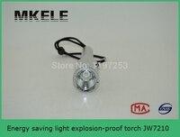 Jw7210 oszczędność energii światła przeciwwybuchowe latarka, chiński akumulator o dużej mocy latarka led