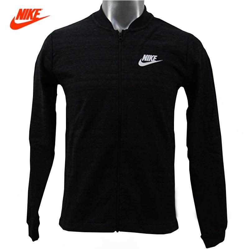 d7245ae4 Nike мужская Весна тонкий воротник трикотажные спортивные куртки 837009-010