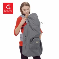 Bebear Multi Function Cover Warm Velvet Cloak Baby Carrier Cover And Baby Stroller Cover Winter Cover