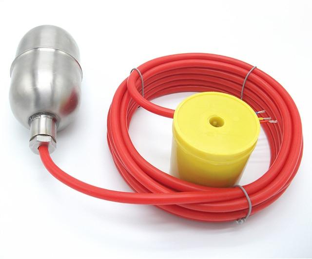 Ultraschall Entfernungsmesser Wasser : Wasser schmutzig medium meter nylon kabel und edelstahl