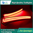 Car Styling tail lights LED Brake Lights Warning Lights case For KIA Sportage cerato sportageR Ceed 2007-2014 Taillights