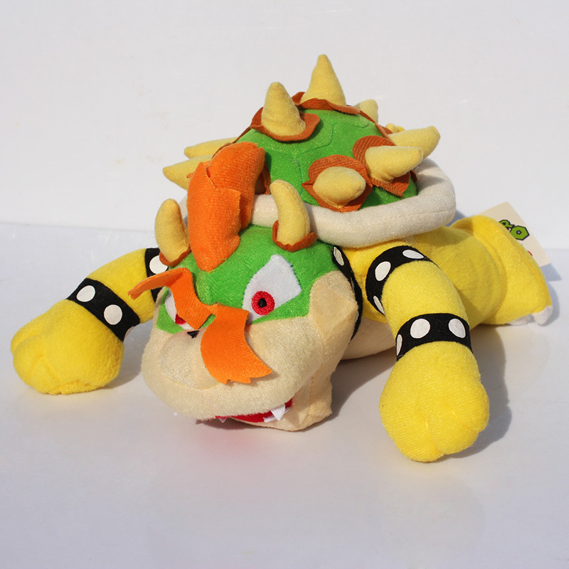 Super Mario bros Toys 25cm Bowser Action Figures Kawaii Birthday Party Gift