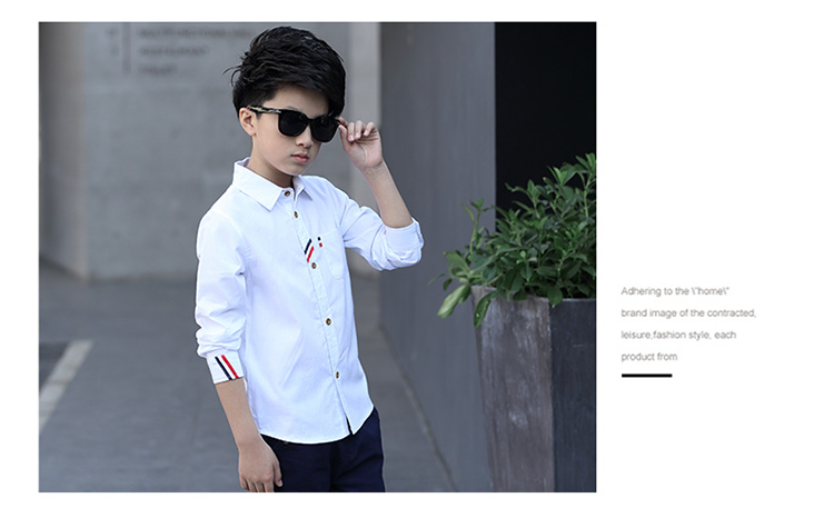 HTB1m8dSPpXXXXX9XFXXq6xXFXXXN - 2017 Boys Clothes New Spring Autumn Boys' Cotton Casual Shirts Kids Long Sleeve Shirt Boys Blouses Turn-Down Collar Shirt