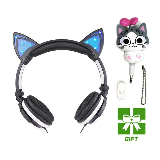 Wireless headphones led lights - pc headphones wireless