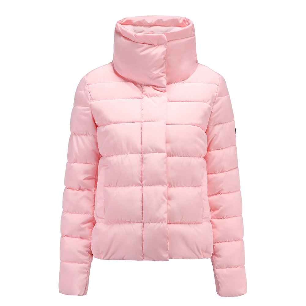 Yvyvlolo New Autumn Winter Jacket Women Coat Fashion  Female Down Jacket Women Parkas Casual Jackets Inverno Parka Wadded #5