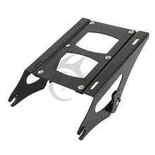 Motorcycle Detachable Two Up Tour Pak Pack Mounting Luggage Rack For Harley Touring 14-18 Glide Ultra FL Accessories