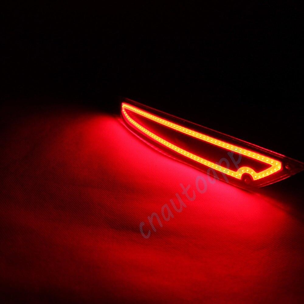 Volkswagen Golf 6 üçün LED Arxa Bamper Xəbərdarlıq İşıqları - Avtomobil işıqları - Fotoqrafiya 3