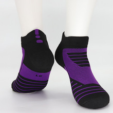 Brothock non-standard summer elite basketball socks outdoor sweat-absorbent non-slip sports boat spread out running