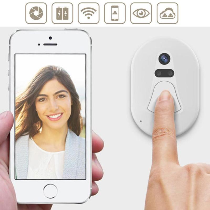 VAKIND Wireless WIFI Anti-theft Doorbell Video Door Phone Auto Photo Cloud Storage Video вольтметр vakind yb27a led ac60 300 2 tae 76553 01