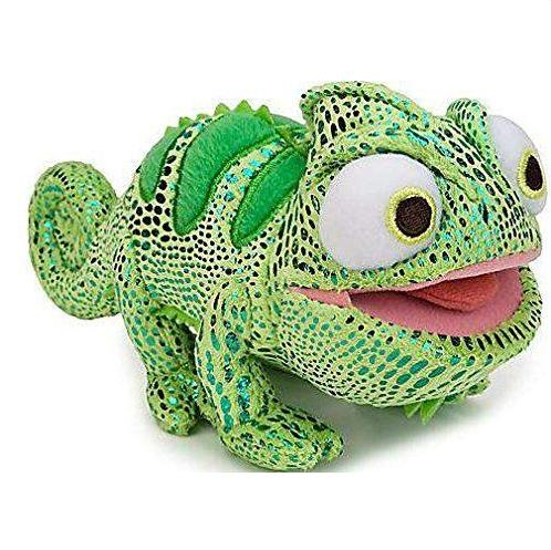 NEW Tangled 8 Inch Plush Doll Figure Chameleon Pascal Green Toy Xmas Gift lacerta