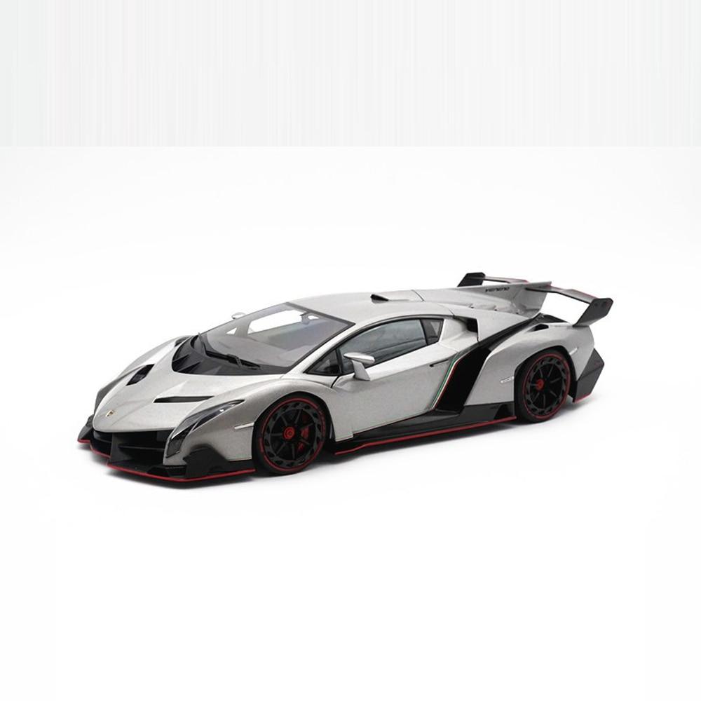 AUTOART литья под давлением колеса 1:18 сплава игрушка с инерционным механизмом транспортных средств Lamborg яд модель автомобиля детская игрушечн