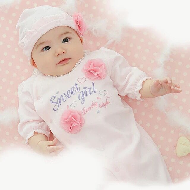 Sweet girls 2 colores rosa y blanco infantil de los mamelucos del algodón cómodo toldders bebe recién nacido mameluco del invierno con el corazón