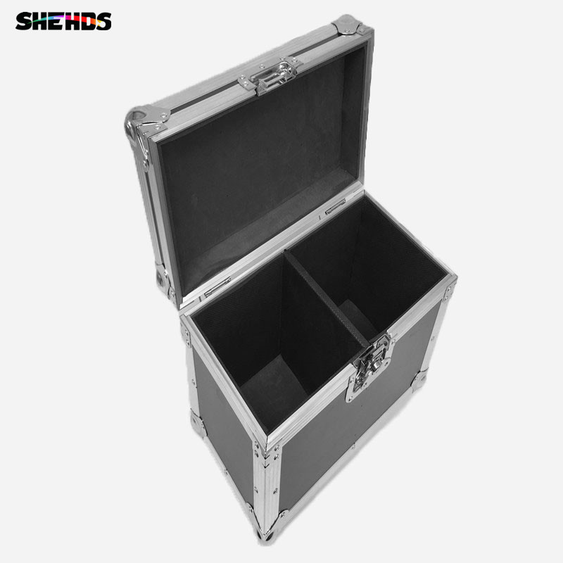 FlightCase with 2/4/6/8 pcs LED Wash Beam 6x12W+1x12W RGBW Moving Head Light 4IN1 DJ indoor light White Body Sound Active Bar sb331 cool skull head style 2 led red light keychain w sound effect white black 2 x ag10