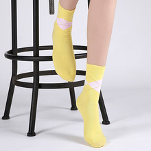 Short Winter Socks for Women 5 Pairs Set