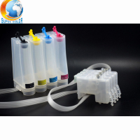T0601 T0604 4 Colors Bulk Ink Supply System CISS For Epson C68 C88 CX3800 CX3810 CX4200
