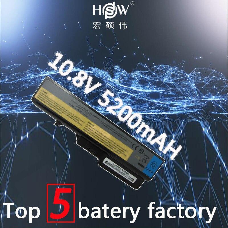 Bateria Para LENOVO IdeaPad HSW G460 G465 G470 G475 G560 G565 G570 G575 G770 Z460 V370 V470 V570 L09M6Y02 L10M6F21 l09S6Y02