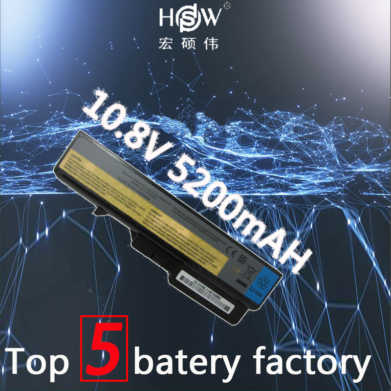 HSW Battery For LENOVO IdeaPad G460 G465 G470 G475 G560 G565 G570 G575 G770 Z460 V370 V470 V570 L09M6Y02 L10M6F21 L09S6Y02 gzeele new us laptop keyboard for lenovo g570 z560 z560a z560g z565 g575 g770 g560 g560a g565 g560l us english keyboard