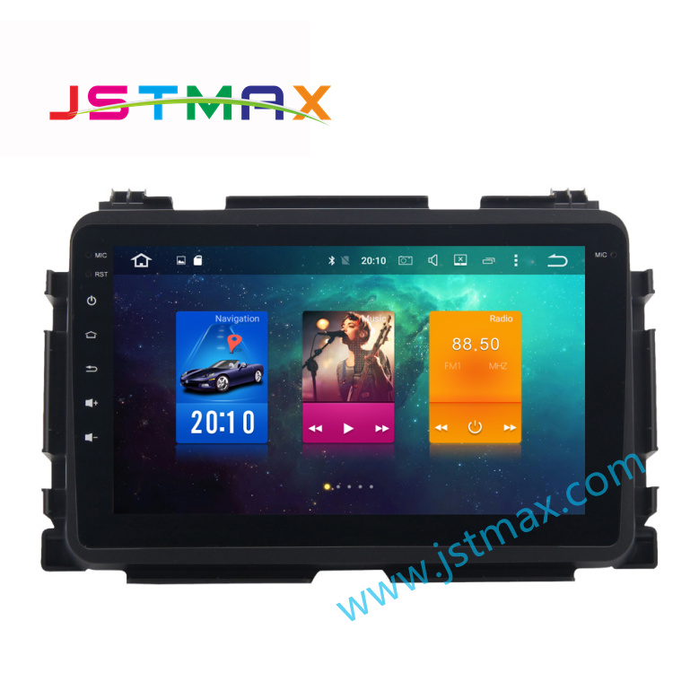 8&#8243; Android 6.0 <font><b>Car</b></font> GPS Radio media Player for Honda Vezel HR-V HRV 2014-2017 2GB Ram Auto Radio Multimedia GPSNAVI Without DVD