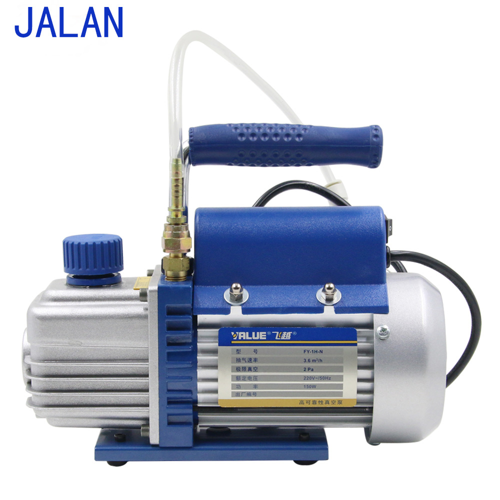 Value brand 1 Liter vacuum pump 1 Stage vacuum pump suction air for lcd repair suction lcd not move take out air for laminating