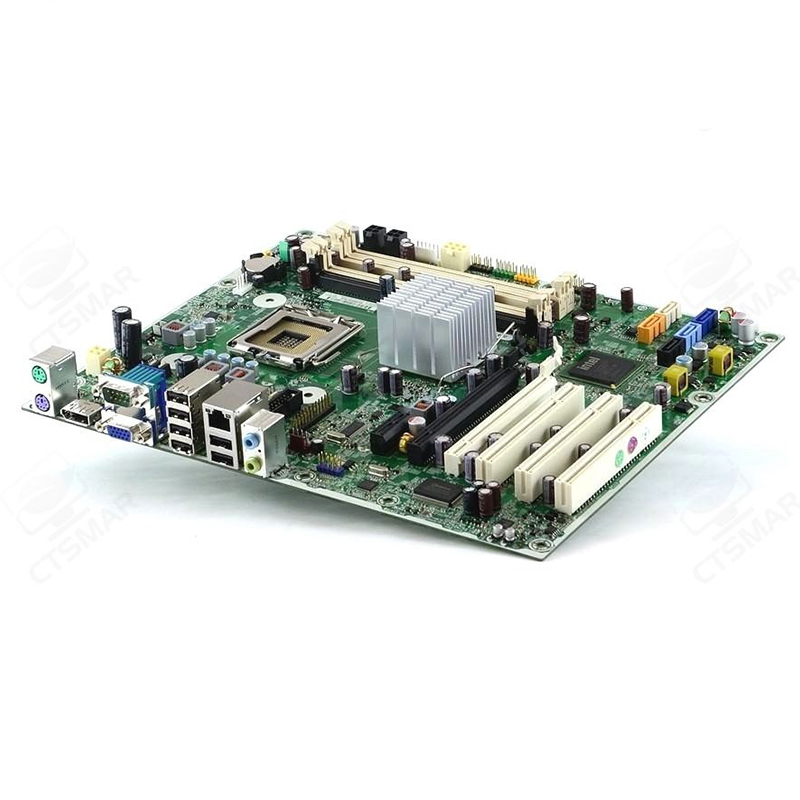 Original For HP Elite 8000 8080 MT Q45 desktop motherboard LGA 775 DDR3 536455-001 536883-001 536456-000 Free shipping 3