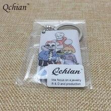 Tokyo Ghoul Series Printed Hand Bag Pendant Key Holder