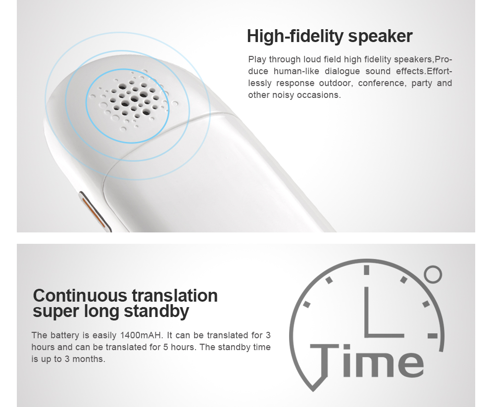 Portable Smart Voice Translator Real Time Multi-Language Translation For Learning Travelling Business multilingual interpreter (19)