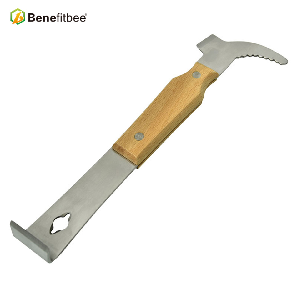 Image 5 - Benefitbee Beekeeping Tools Bee Hive Scraper Knife For Beekeeper Take Honey Knife Beekeeping Equipment Apiculture Uncapping-in Beekeeping Tools from Home & Garden