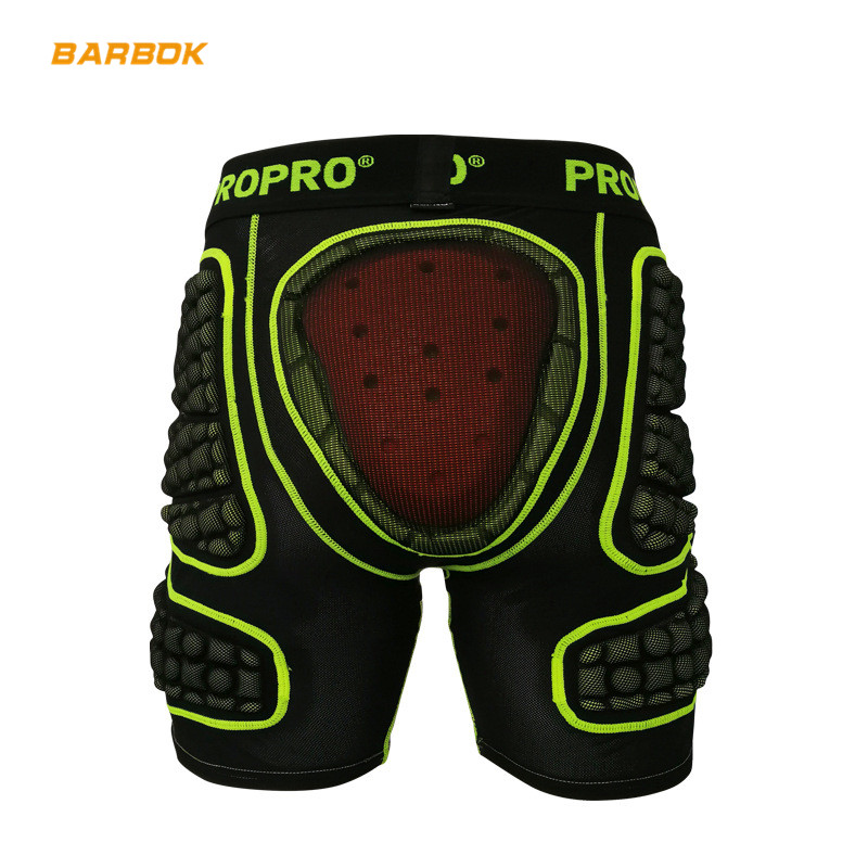 PROPRO Motocross Shorts Men Women Breathable Armor Hip Butt Support Protection Roller Hockey Snowboarding Ski MTB Bike