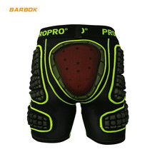 PROPRO Motocross Shorts Men Women Breathable Armor Hip Butt Support Protection Roller Hockey Snowboarding Ski MTB Bike