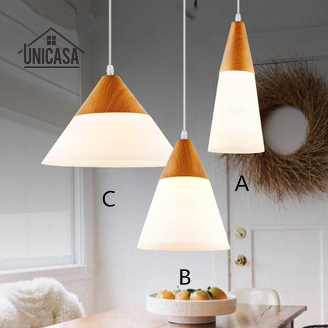 Glass Shade Modern Pendant Lights Vintage Industrial Kitchen Island Lighting  Office Hotel Shop Antique LED Pendant Ceiling Lamp In Pendant Lights From  ...