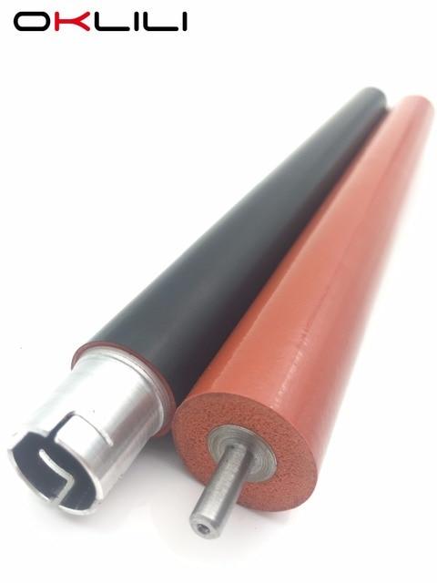 JAPAN LY6754001 Heat Upper Fuser Roller + lower pressure roller for Brother HL3140 HL3170 MFC9130 MFC9330 MFC9340 HL3150 MFC9140