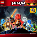 Elemental fantasma Ninjagoeinglys. building block Lloyd Cole Jay Kai Zane ninja tijolos armas compatíveis legoeinglys. brinquedos para crianças