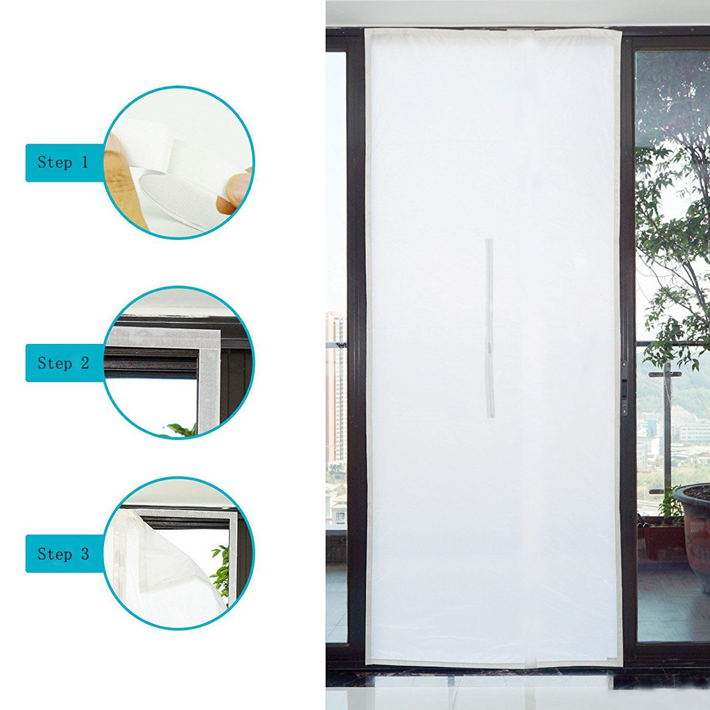 200×50cm Air Conditioner Covers Airlock Door Sealing For Mobile Air Conditioners And Exhaust Air Dryers