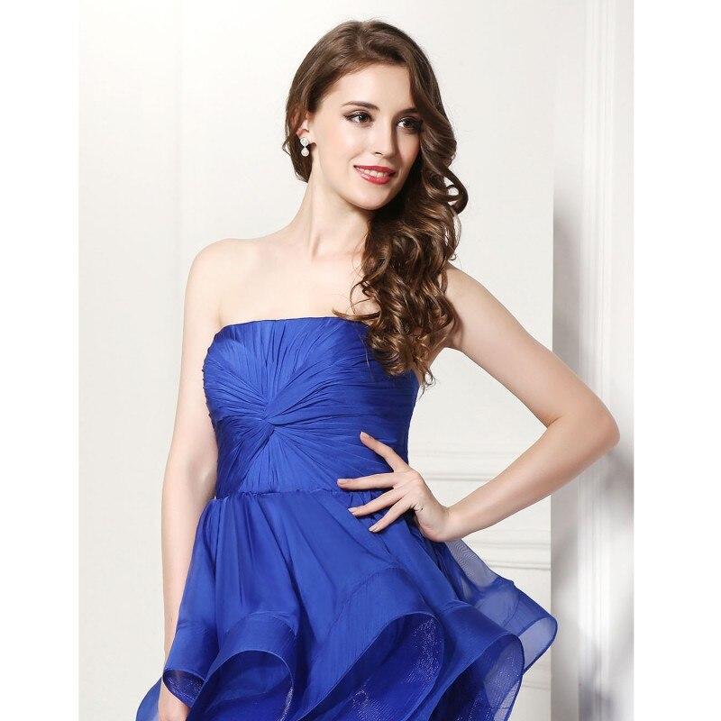 Večernja haljina 2018 SoDigne Vestidos De Formatura Azul Hot Prodaja - Haljina za posebne prigode - Foto 3