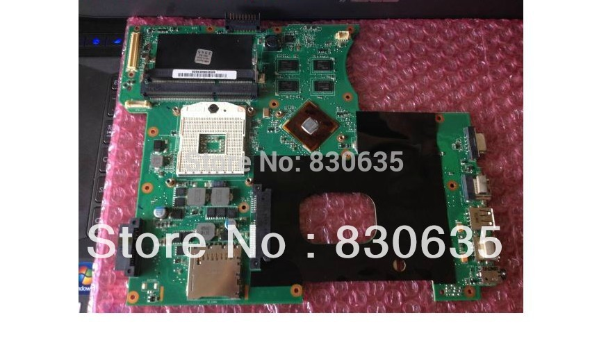 A42F laptop motherboard A42F 50% off Sales promotion, FULLTESTED, ASU