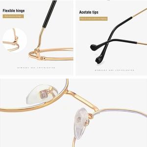 Image 4 - Anti Blue Light Glasses Women Men  Spectacle Frame Computer Gaming Eyewear Goggle for Men Radiation Resistant Glasses UV400