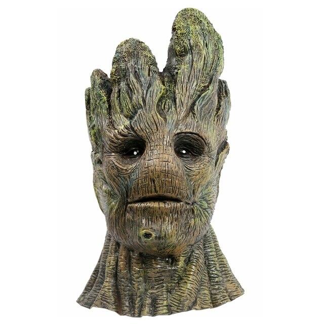 Coslive Groot Cosplay Guardians of the Galaxy Groot Mask Avengers Infinity War Groot Figure Tree Man Cosplay For Unisex