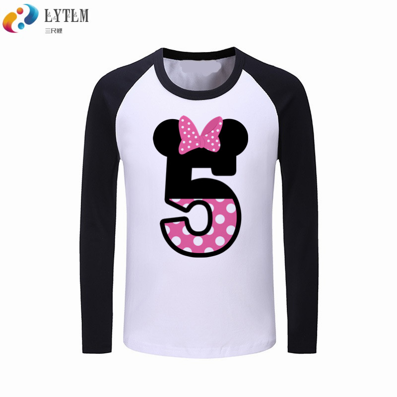 Buy 5th Birthday Shirt And Get Free Shipping On AliExpress