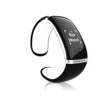 Водонепроницаемый Смарт пульсометр Smartband Smart Bluetooth Браслет Шагомер Фитнес-Трекер Браслет