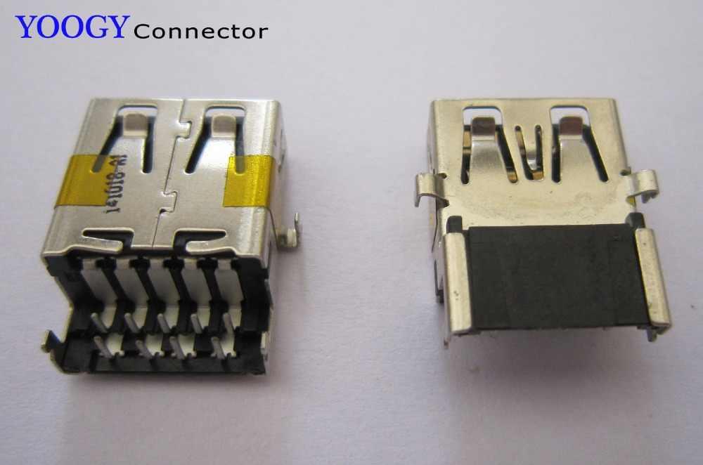 USB3.0 разъем совместим с Asus N750JV K56CA K56CB K56CM A56C A56CM A56GM серийная материнская плата для ноутбука муфтовый стыковочный usb 3,0 разъем