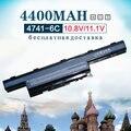 4400 мАч Аккумулятор для Acer Aspire V3-771G V3 AS10D31 AS10D41 AS10D51 AS10D61 AS10D71 AS10D75 AS10D81 V3 E1 4741 5742 Г 5552 Г 5742
