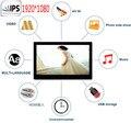 14 дюймов цифровая фоторамка IPS широкоформатный 1920*1080, слайд-шоу, музыка 1080 P воспроизведения видео, HDMI в, А. В. в, пульт дистанционного управления, VESA